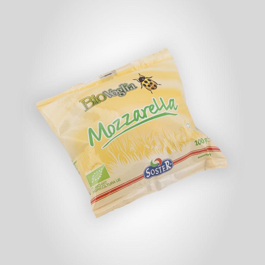 Mozzarella BIO VOGLIA 100g