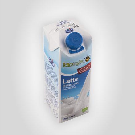 Latte BIO VOGLIA U.H.T. intero