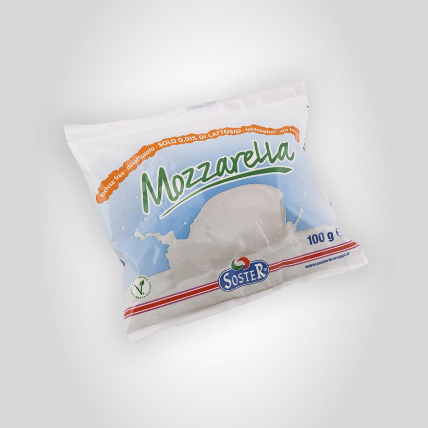 Mozzarella sans lactose 100 g