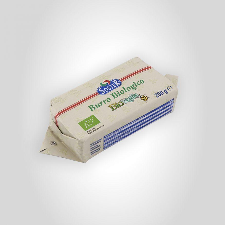 Beurre BIO 250 g