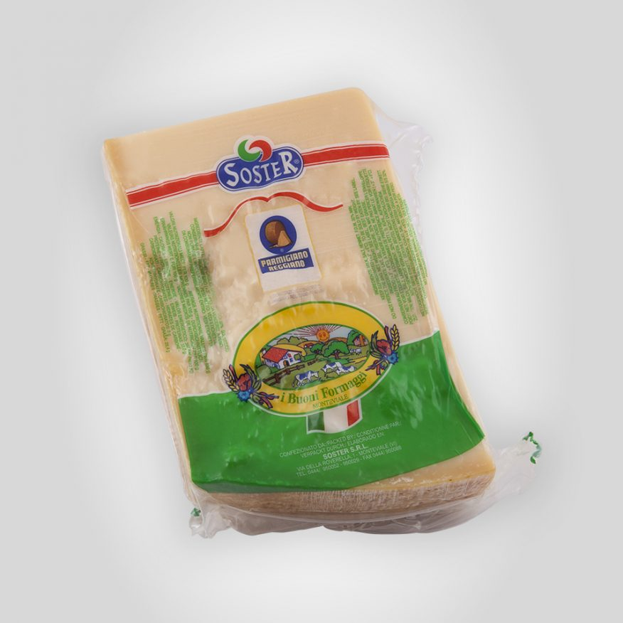 Parmigiano Reggiano wedge 1 kg
